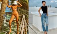 H'Hen Niê nóng 'bỏng mắt' với bikini, Tiểu Vy kín mít vẫn xinh đẹp đầy thần thái