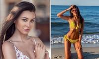 Tân Hoa hậu Trái đất Ba Lan nóng bỏng không thua kém 'thiên thần' Victoria's Secret