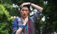 Nữ người mẫu ăn chay trường sở hữu chiều cao 'khủng' 1m75 dự thi Hoa hậu Việt Nam