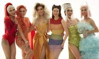 Khánh Vân hóa nữ hoàng drag queen, đọ dáng cùng các ngôi sao đình đám của cộng đồng LGBT
