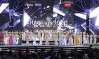 Đêm bán kết toàn quốc Hoa hậu Việt Nam 2020: Hoành tráng và mãn nhãn!