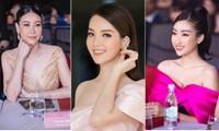 Bộ ba giám khảo xinh đẹp vẫn còn choáng ngợp với đêm bán kết toàn quốc HHVN 2020!