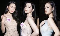 Dàn thí sinh xinh đẹp của Hoa hậu Việt Nam 2020 đọ thần thái 'đỉnh cao' trong hậu trường