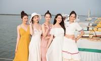 Những khoảnh khắc đẹp của thí sinh HHVN 2020 trong hành trình chung kết tại Vũng Tàu