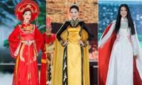 Năm Hoa hậu của thập kỷ hương sắc rạng rỡ xinh đẹp hội tụ tại chung kết HHVN 2020