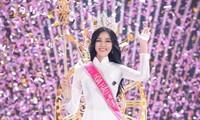 Hoa hậu Đỗ Thị Hà xuất hiện trên trang chủ Missosology, fans quốc tế dành nhiều lời khen