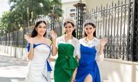 Gu thời trang ngày càng 'thăng hạng' của Top 3 Hoa hậu Việt Nam 2020 sau đăng quang