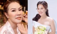 Hé lộ thêm ảnh cưới của Quý Bình, vợ doanh nhân cực trẻ trung và xinh đẹp