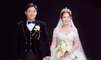 """Vợ chồng Quý Bình có 3 năm bên nhau trước khi quyết định """"về chung một nhà""""."""