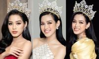 Nhan sắc ngày càng quyến rũ của Hoa hậu Đỗ Thị Hà sau 1 tháng đăng quang