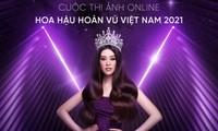 Cuộc thi ảnh Online Hoa hậu Hoàn vũ Việt Nam 2021 đã chính thức khởi động.