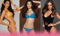 Khánh Vân và dàn thí sinh Miss Universe 2021 đọ sắc vóc nóng bỏng với bikini