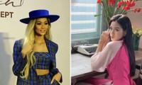 Hoa hậu Đỗ Thị Hà xinh đẹp nền nã với áo dài, H'Hen Niê hoá búp bê barbie nóng bỏng