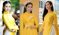 Top 3 HHVN 2010: Ngọc Hân thành nhà thiết kế nổi tiếng, Á hậu Hoàng My chu du khắp thế giới
