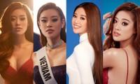 Khánh Vân 'chơi trội' với 5 lay-out nổi bật, quyết tâm 'gây bão' tại Miss Universe 2021