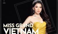 Vừa tới Thái Lan, Á hậu Ngọc Thảo lọt top 10 thí sinh được yêu thích nhất Miss Grand 2021