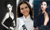 Á hậu duy nhất 'chinh chiến' cả Miss World và Miss Universe giờ thế nào?