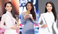 Đọ nhan sắc ba người đẹp từng giành giải 'Người đẹp Nhân ái' tại Hoa hậu Việt Nam