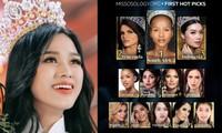 Đỗ Thị Hà 'thăng hạng' ngoạn mục, từ top 10 được dự đoán lọt top 7 tại Miss World.