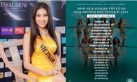 Trước thềm chung kết Miss Grand, Á hậu Ngọc Thảo được dự đoán lọt Top 14