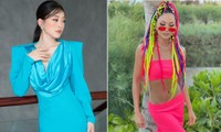 Á hậu Phương Nga đẹp lộng lẫy tựa 'nữ thần', H'Hen Niê khoe eo nóng bỏng với váy áo rực rỡ