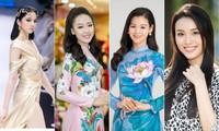 Những người đẹp từng giảm cân 'khủng' để thi Hoa hậu Việt Nam