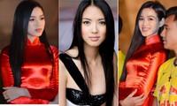 Khoảnh khắc Đỗ Thị Hà được fan khen xinh giống Hoa hậu Thế giới Trương Tử Lâm 'gây sốt'