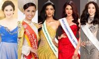 Điều ít biết về những lần 'mang chuông đi đánh xứ người' của Hoa hậu, Á hậu Việt