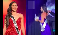 Hoa hậu Cayman Islands cắt phăng mái tóc dài để ủng hộ bệnh nhân ung thư gây xúc động