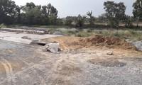 Dự án đang trong giai đoạn xây dựng hạ tầng
