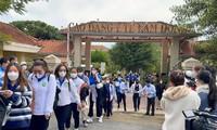 Đoàn tình nguyện viên Lâm Đồng đến TP.HCM hỗ trợ chống dịch