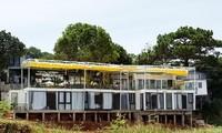 Công trình không phép tại hồ Tuyền Lâm