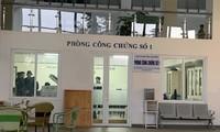 Công an khám xét tại một đơn vị trực thuộc Sở Tư pháp Lâm Đồng