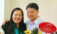 Vợ của Giám đốc Sở Tư pháp đã bị khởi tố
