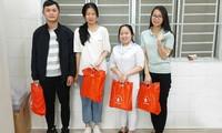 4 bạn trẻ hiến máu cứu mẹ con sản phụ giữa đêm khuya