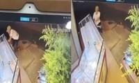 Hình ảnh camera an ninh ghi lại (ảnh cắt từ clip)