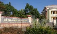 Sở GD&ĐT Đắk Nông từng là nơi bà Hà giữ chức vụ Phó giám đốc Sở