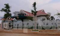 Nhiều hạng mục bên trong dự án của Cty Nam Sơn đã và đang xây dựng hoàn tất