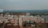 Cty Nam Sơn xây dựng hàng loạt công trình nhà ở và hạ tầng trên đất nông nghiệp