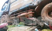 Vụ tai nạn kinh hoàng xảy ra ở chợ 312, xã Đắk R'la