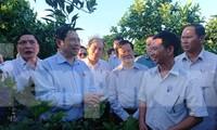 Ông Phạm Minh Chính thăm và làm việc tại Đắk Lắk