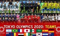 Lịch thi đấu, kết quả bóng đá nam Olympic Tokyo 2020 cập nhật nhanh nhất