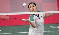 Cầu lông Olympic: Nguyễn Thùy Linh thắng thuyết phục đối thủ mạnh người Pháp