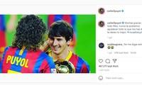 Đây là danh thủ đầu tiên của Barcelona nói lời chia tay Messi