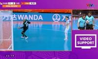 FIFA sửa lỗi khung thành từng khiến đội tuyển Futsal Việt Nam mất oan bàn thắng