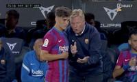 Barca suýt thua đội nhược tiểu, HLV Koeman 'sợ' nói về tương lai