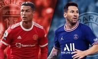 Ronaldo vượt Messi trở thành cầu thủ kiếm tiền nhiều nhất thế giới