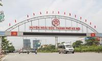 Phó Thủ tướng chỉ đạo thanh tra đột xuất việc quản lý, sử dụng đất đai và cấp sổ đỏ trên địa bàn huyện Hoài Đức (Hà Nội).