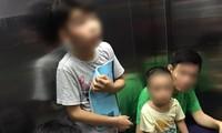 6 cư dân bị 'nhốt' gần 1 tiếng trong thang máy chung cư Hà Nội