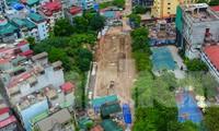 Toàn cảnh tuyến đường trăm tỷ Hà Nội đang triển khai sau 15 năm 'đắp chiếu'